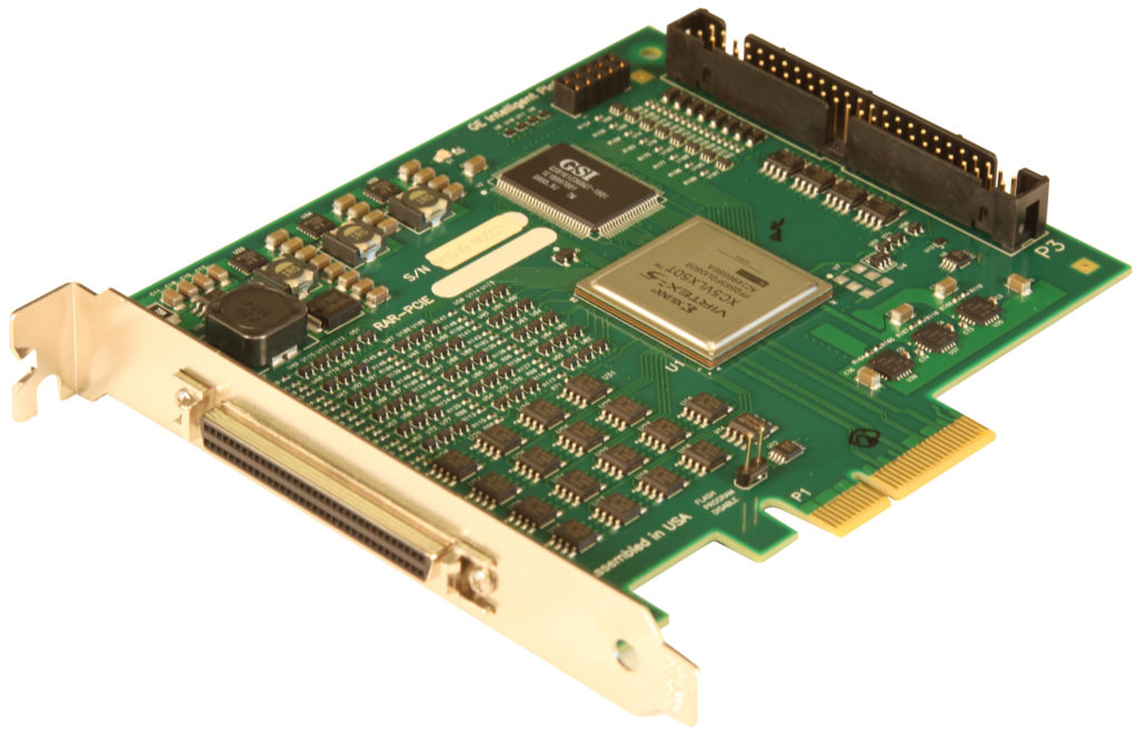 RAR-PCIE Interface